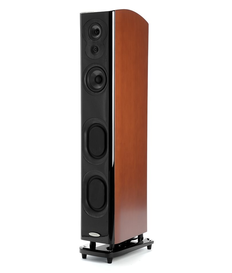 Polk Audio LSiM705 Cherry one pair