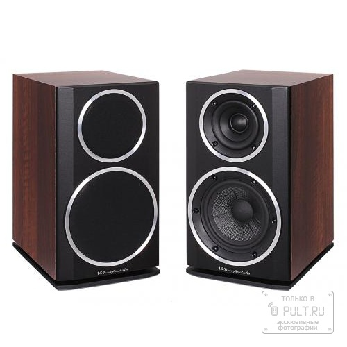 Wharfedale Diamond 121 walnut peal