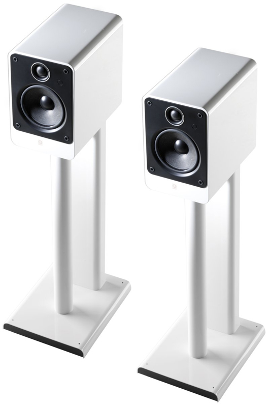 Q Acoustics 2000ST Speaker Stands White
