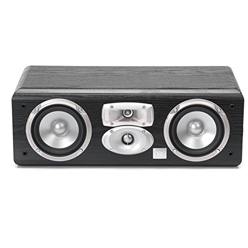 JBL LC1 3-Way, High Performance Dual 5 -1/4-Inch Center Channel