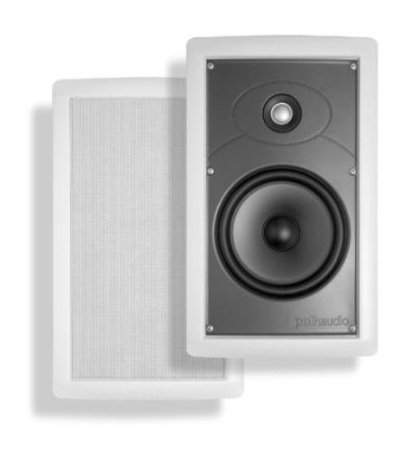 Polk Audio SC65i (Each) 2-Way In Wall Speaker