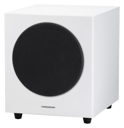 "Wharfedale WH-D10 10"" 300W Powered Subwoofer - White"