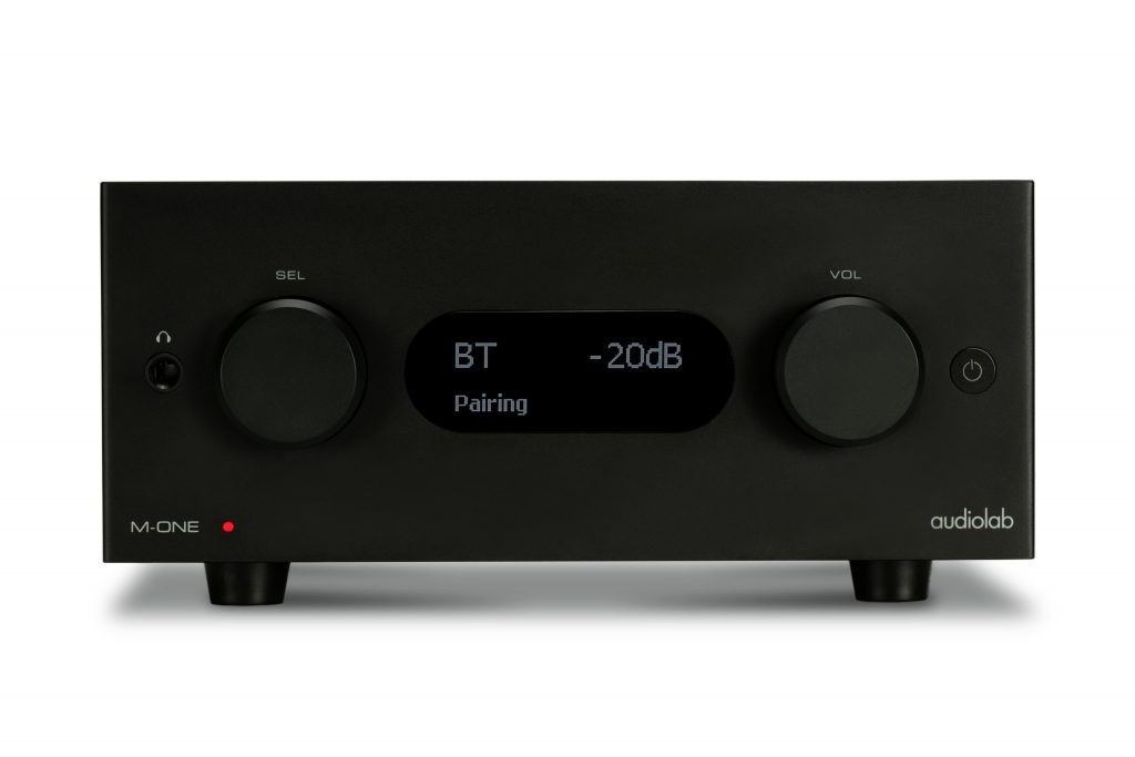AUDIOLAB M-ONE(BLACK)