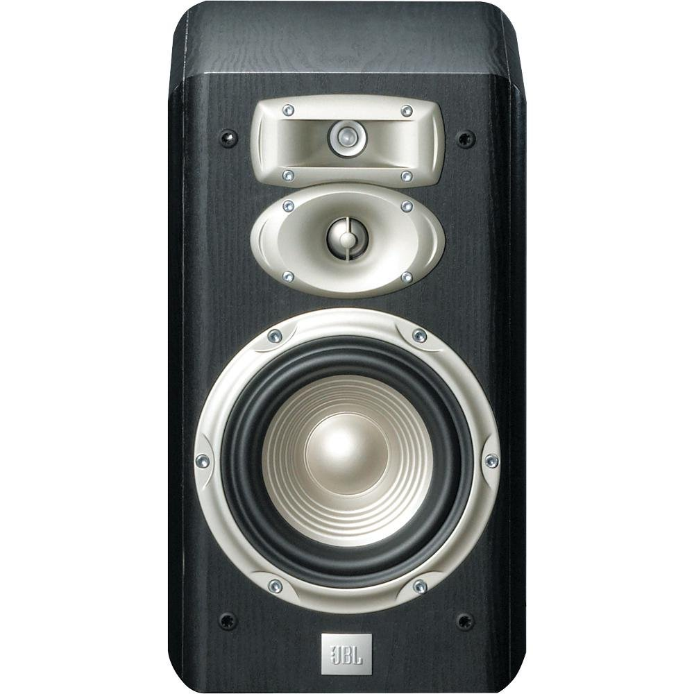 JBL L830 3-Way High Performance 6-Inch Bookshelf Loudspeaker - B