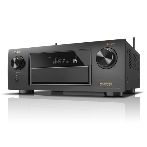 Denon AVR-X6300H 11.2-Channel Network A/V Receiver black