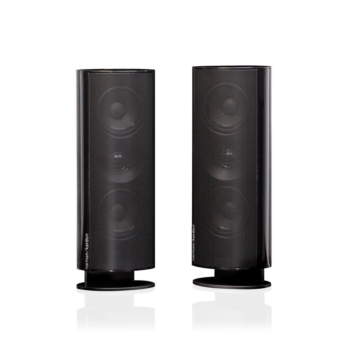 Harman Kardon HKTS 30 Satellite Speakers 30SAT-2 (Pair, Black)