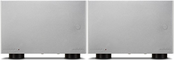 Audiolab 8300MB silver 1 pair 250watts