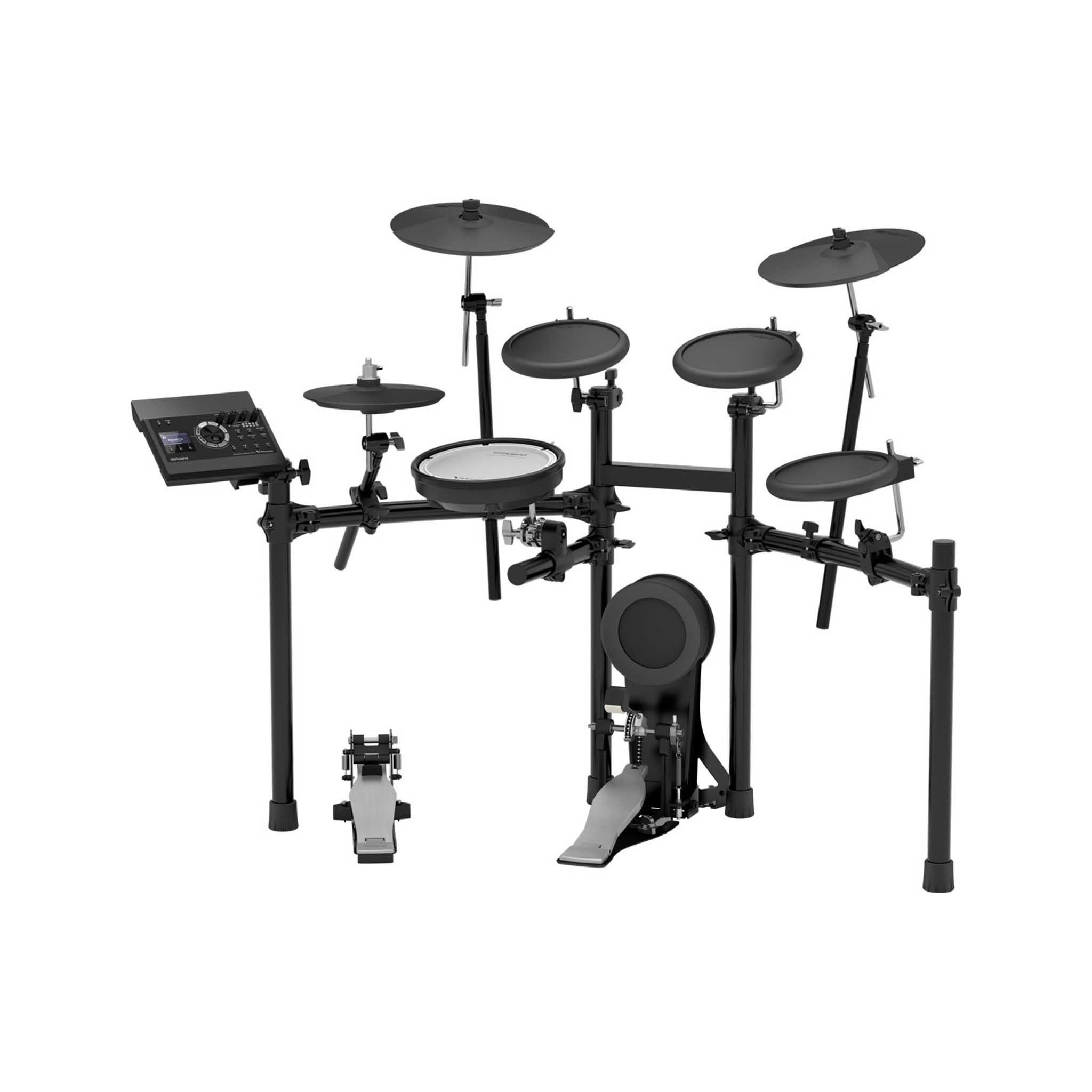 Roland TD-17K Drum Kit w/MDS-4V Stand
