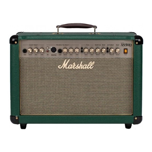 Marshall Limited Edition AS50DG Acoustic Guitar Combo Amplifier,