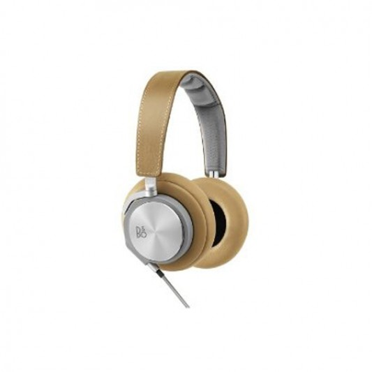 B & O BeoPlay H6 Earphones, Natural