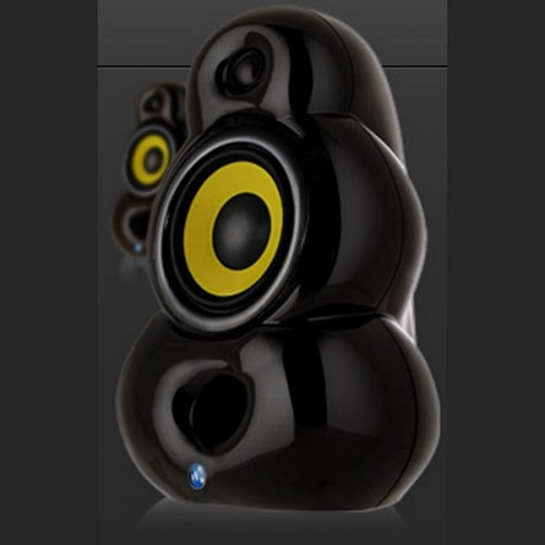 SCANDYNA Bigpod speaker in Black (pair)