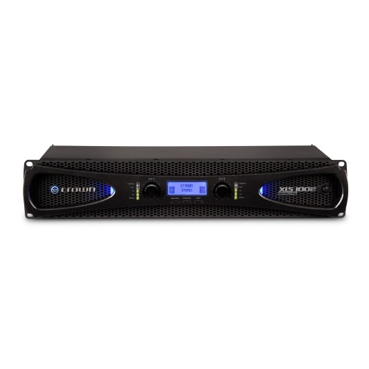 CROWN XLS 1002 POWER AMPLIFIER