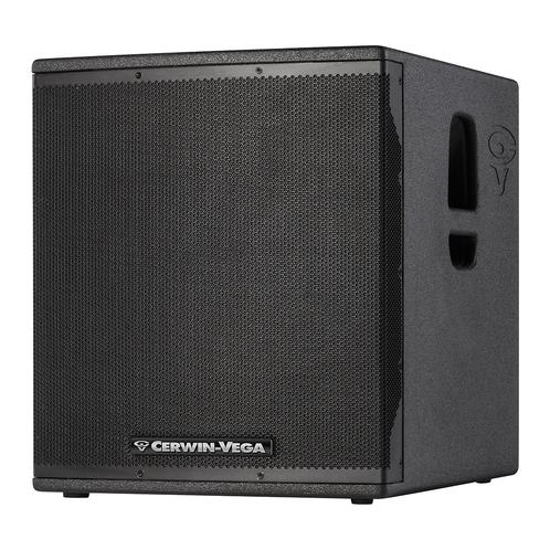"Cerwin-Vega CVX-18s 18"" 2000 Watt Powered Subwoofer"
