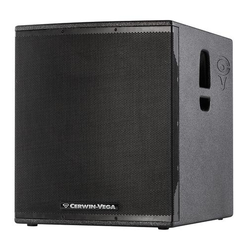 "Cerwin-Vega CVX-21s 21"" 2000 Watt Powered Subwoofer"