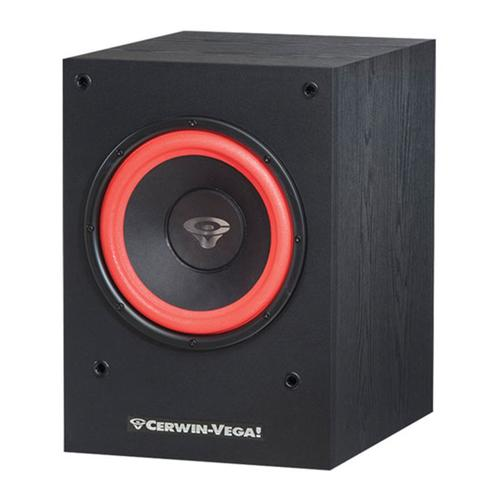 Cerwin Vega SL10S - 10 Inch Powered Subwoofer