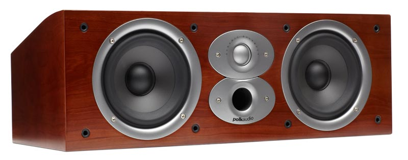Polk Audio CSiA4 cherry centre speaker