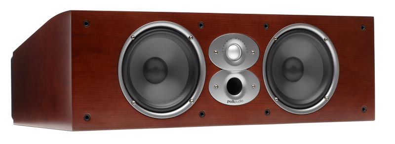 Polk Audio CSiA6 cherry centre speaker