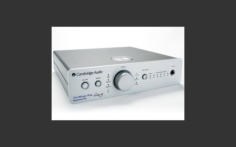 Cambridge audio magic plus dac