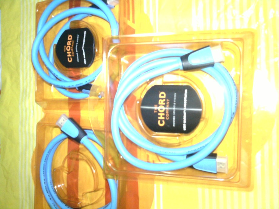 Chord HDMI 1.3b SuperShield 1m