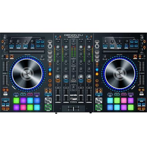 Denon Dj MC7000 4-Channel DJ Controller & Mixer with Dual USB Au