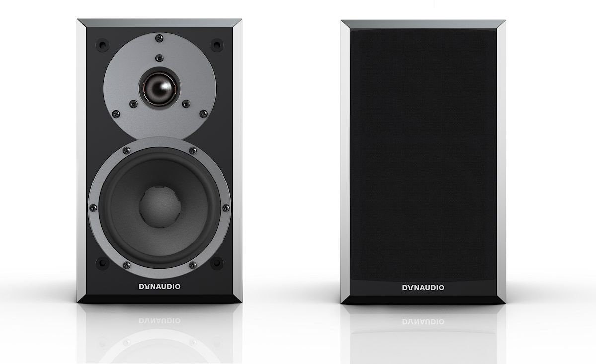 DYNAUDIO EMIT M10 BOOKSHELF SPEAKER - PAIR