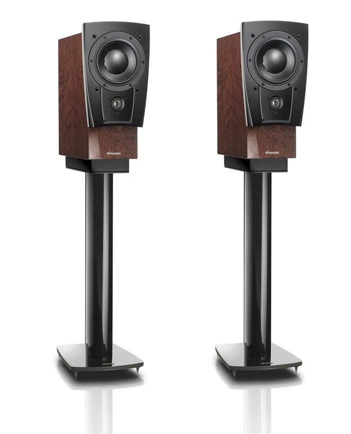 DYNAUDIO CONFIDENCE C1 PLATINUM LOUDSPEAKERS - PAIR with stand