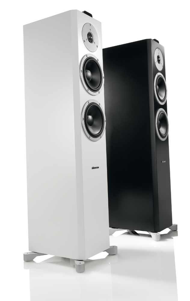 DYNAUDIO XEO 6 WIRELESS FLOORSTANDING LOUDSPEAKERS