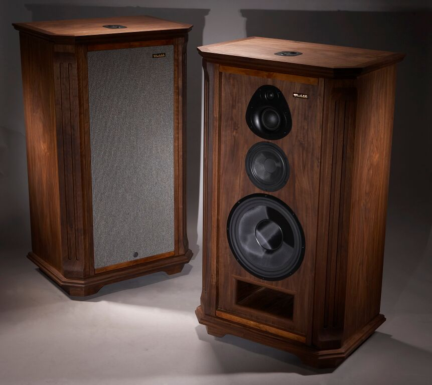 Wharfedale Heritage Airedale Classic Speakers (Pair)