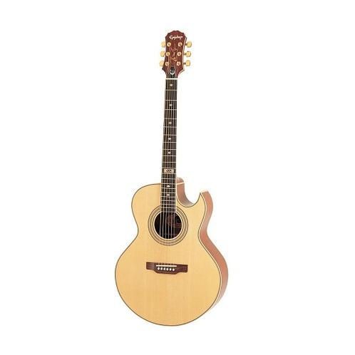 Epiphone Jeff Baxter Signature Acoustic Guitar, Natural
