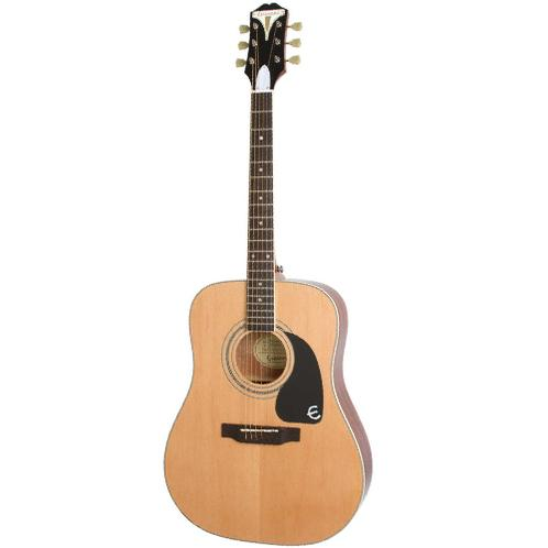 Epiphone PRO-1 PLUS Acoustic Guitar, Natural