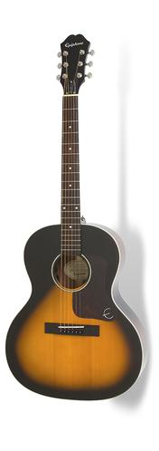 Epiphone EL-00 Pro Acoustic/Electric Guitar, Rosewood Neck, Vint
