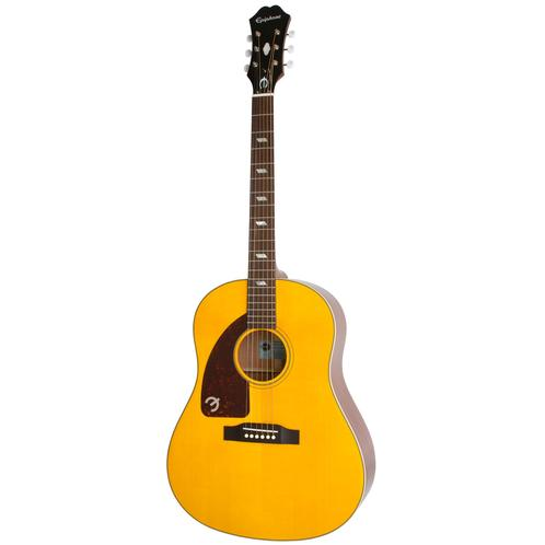 Epiphone Limited Ed Inspired by 1964 Texan Left-Handed Acoustic