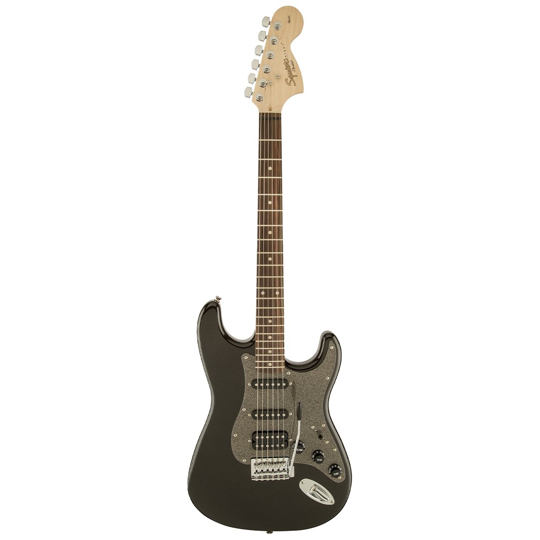 Squier Affinity Fat Stratocaster HSS Electric Guitar, Rosewood F