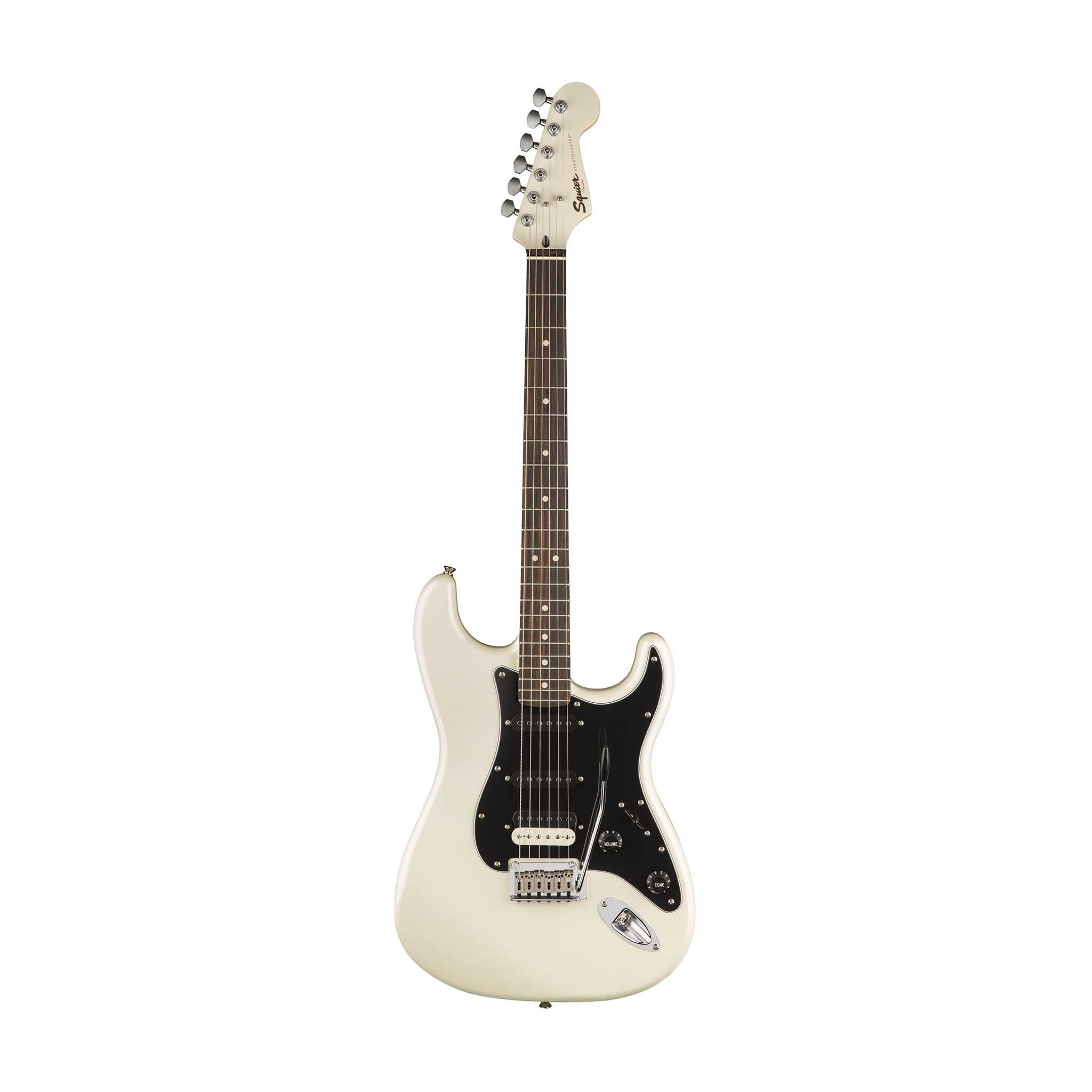 Squier Contemporary HSS Stratocaster Electric Guitar, Rosewood F