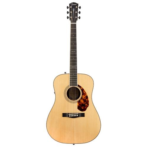 Fender PM-1 Limited Adirondack Dreadnought Acoustic Guitar w/Cas