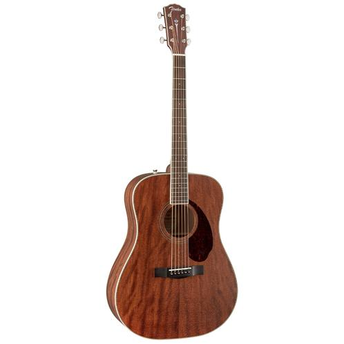 Fender PM-1 Standard Dreadnought All-Mahogany NE Acoustic Guitar