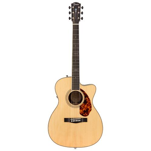 Fender PM-3 Limited Adirondack Triple-0 Acoustic Guitar w/Case,