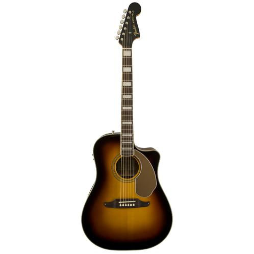 Fender Kingman ASCE Dreadnought Acoustic Guitar w/Case, 3-Color