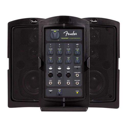 Fender Passport Conference 175W Portable PA System, 230V