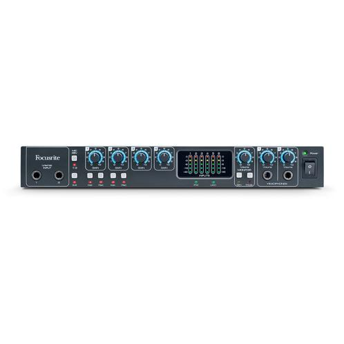 Focusrite Saffire Pro 26 18-in/8-out Firewire Interface