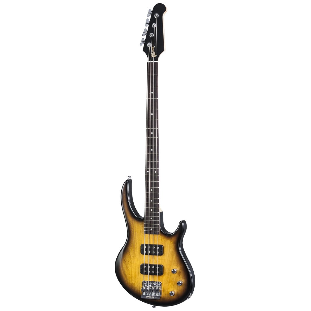 Gibson 2017 EB Bass T 4-String Bass Guitar, Satin Vintage Suburs