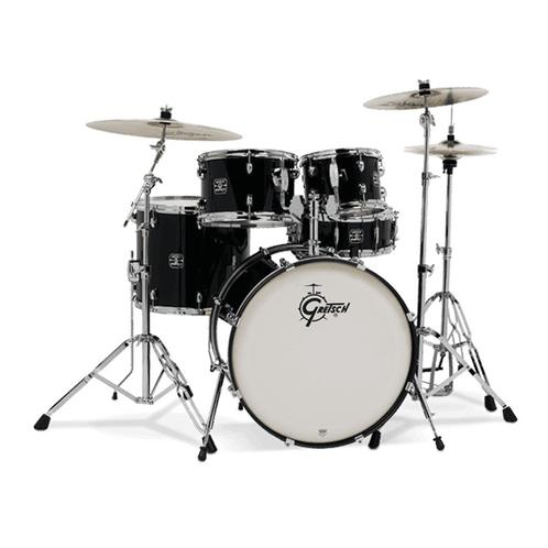 Gretsch GE3E825B Energy 5-Piece Drum Kit w/Hardware, No Cymbals,