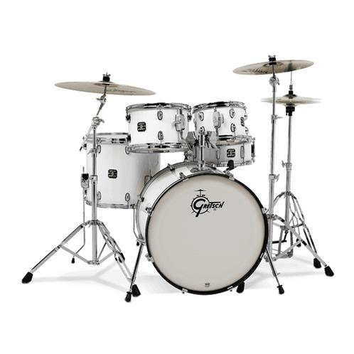 Gretsch GE3E825W Energy 5-Piece Drum Kit w/Hardware, No Cymbals,