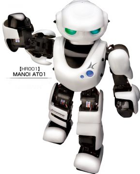 Kyosho AT-01 Small Face Humanoid