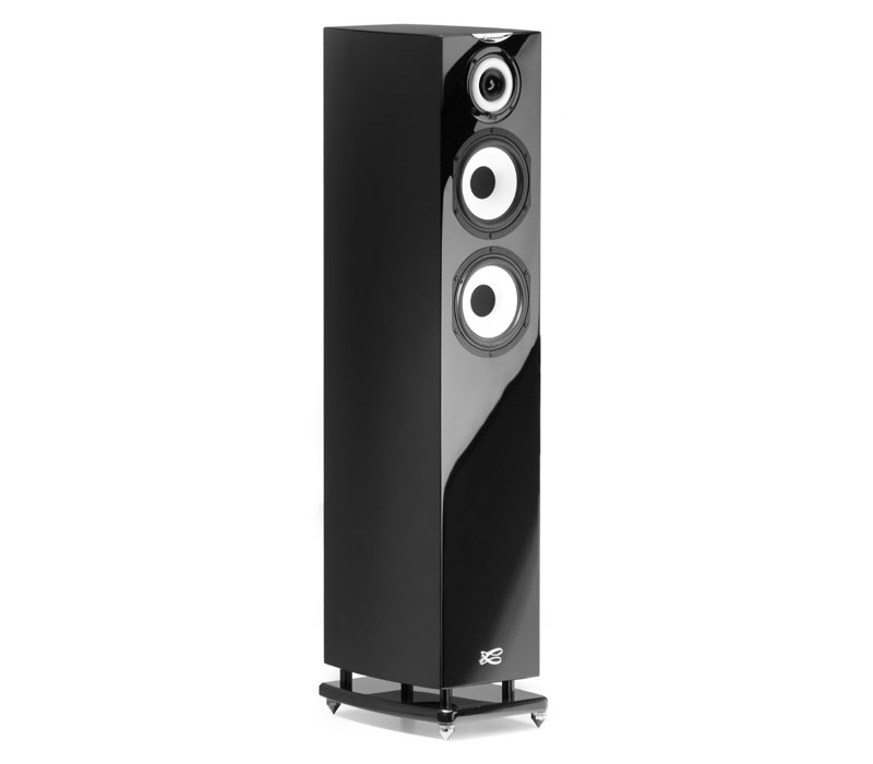 Cabasse Java speaker 1 pair black oak