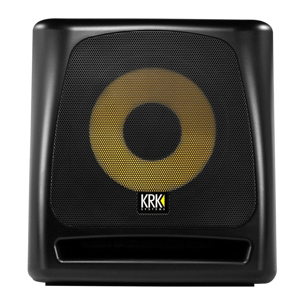KRK 10S2 Rokit Powered 10 inch Studio Subwoofer - Each