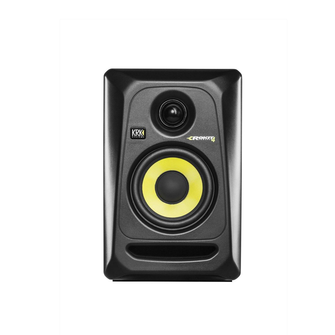 KRK RP4G3 Rokit Powered 4 Generation 3 Active Studio Monitor- Ea