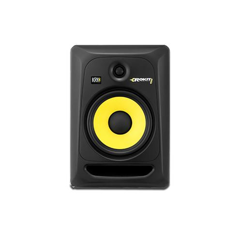 KRK RP8G3 Rokit Powered 8 Generation 3 Active Studio Monitor - E