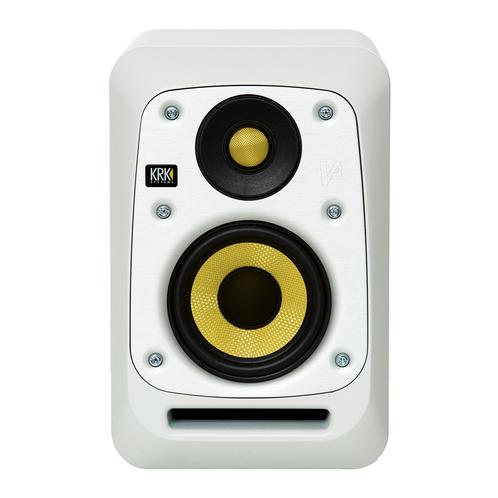 KRK V4S4 4 Inch Studio Monitor, White Noise - Each