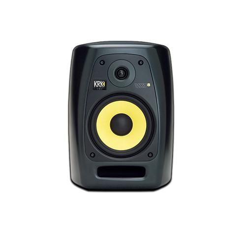 KRK VXT8 8-Inch 2-Way Active Studio Monitor - Each